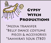 Gypsy Witch Productions
