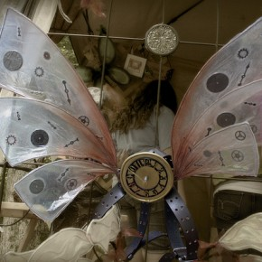 steampunk fairy wings by Greyloch (flickr)
