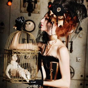 Birdcage1 by viona-art.com