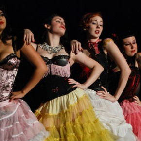 Princess at the Burlesque