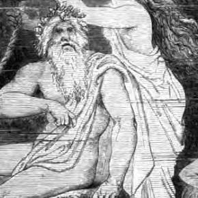 Ode to Ægir, God of the Seas