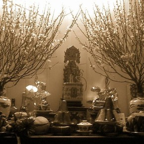 Walls, Corners, and Floor Space: Finding the Right Spot for My Ancestor Altar