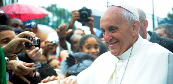 Pope Francis--A New Catholic Crusade (that I like!)