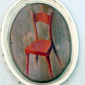 The Inaugural Ancestor Chair