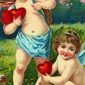 From Spanking to Saints - Happy Valentine's Day!