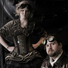 A Steamy Halloween - Steampunk, that is