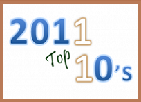 A Top 10 List of Top 10 Lists for 2011