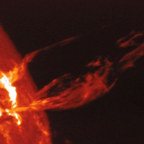 Here Comes the Sun: Solar Flares and Sun Worship