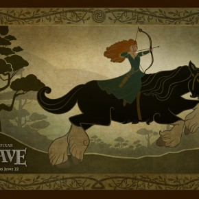"Be ""Brave"" with the Princesses this Midsummer!"