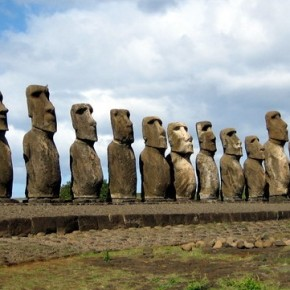 The Stone Statues of Rapa Nui (Easter Island)