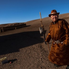 What is the Role of Buddhism in Mongolia's Mining Boom?