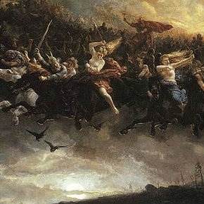 In Honor of Veteran's Day: The Einherjar, Warriors of the Apocalypse