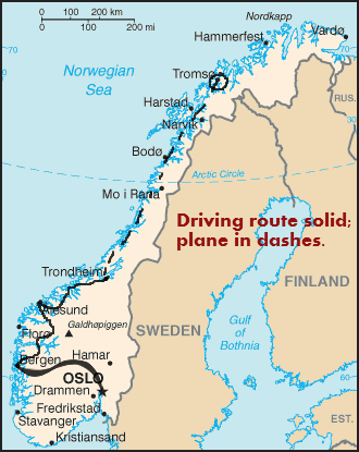 Norway Drive