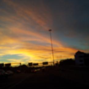 Looking Skyward for Momentary Meditations